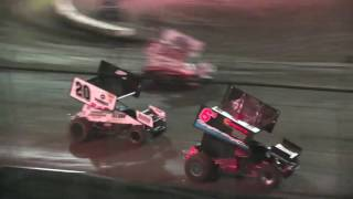 Kennedale Speedway Park IMCA Sprint Car Feature