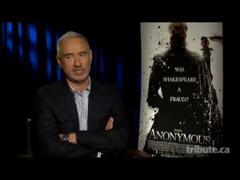 Roland Emmerich Interview - Anonymous