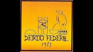 Detrito Federal - 1983 (Legendado) FULL ALBUM LYRICS