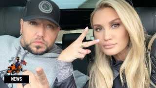 Jason Aldean's Wife Brittany Calls For Joe Biden To Be Impeached