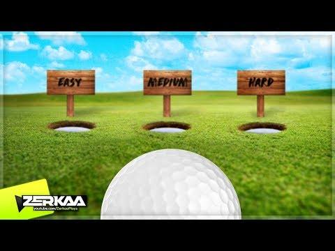 NEW FAIR PLAY MINIGOLF MODE! (Golf It)