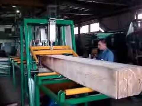 Рамный многопильный станок «Алтай-М450» - YouTube