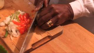 How to cook Calaloo - Calaloo Stir Fry - Traditional Caribbean Recipe