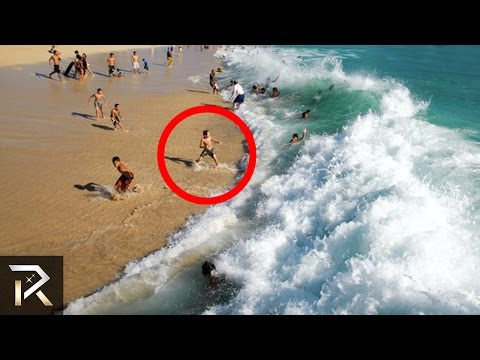 Thumbnail: The Most Dangerous Beaches In The World