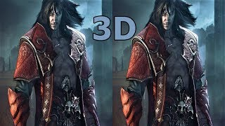 3D VR video Castlevania Lords of Shadow 2  3D SBS google cardboard