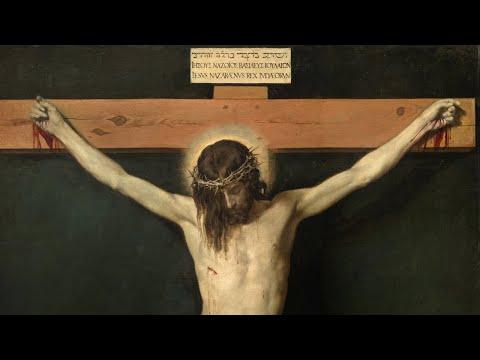 Obra Comentada: Cristo Crucificado, de Velázquez