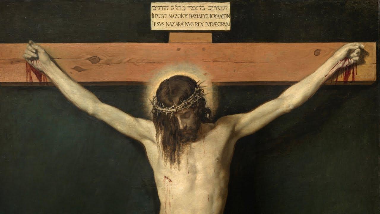 Obra Comentada Cristo Crucificado de Velzquez  YouTube