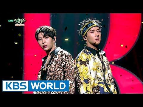 VIXX LR (빅스 LR) - Whisper [Music Bank COMEBACK / 2017.09.01]