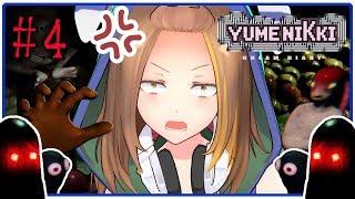 目玉がいっぱい楽しい商店街 YUMENIKKI -DREAM DIARY #4 - AyaMina Games