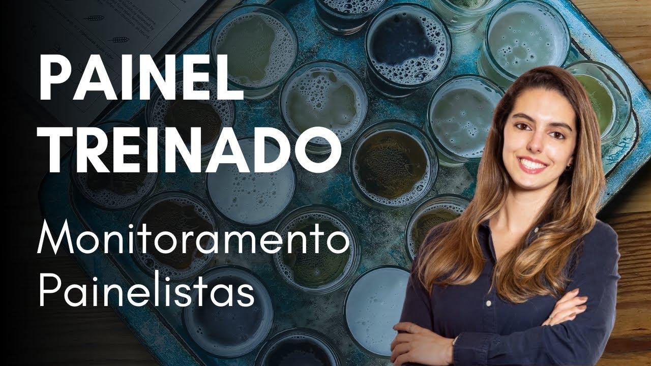 Monitoramento de Painel Sensorial Treinado | ANÁLISE SENSORIAL