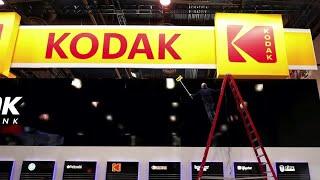 Kodak Signs U.s. Deal To Make Drug Ingredients