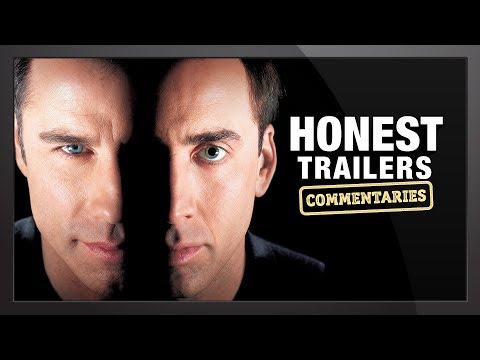 Honest Trailer Commentaries - Face/Off