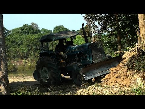 Ford,New Holland 6610,Action,Vientiane,Laos,2014