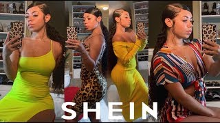HUGE AFFORDABLE SUMMER SHEIN UNBOXING / TRY ON HAUL