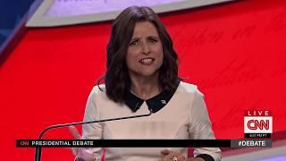 Veep - Selina Meyer At Presidential Debate \