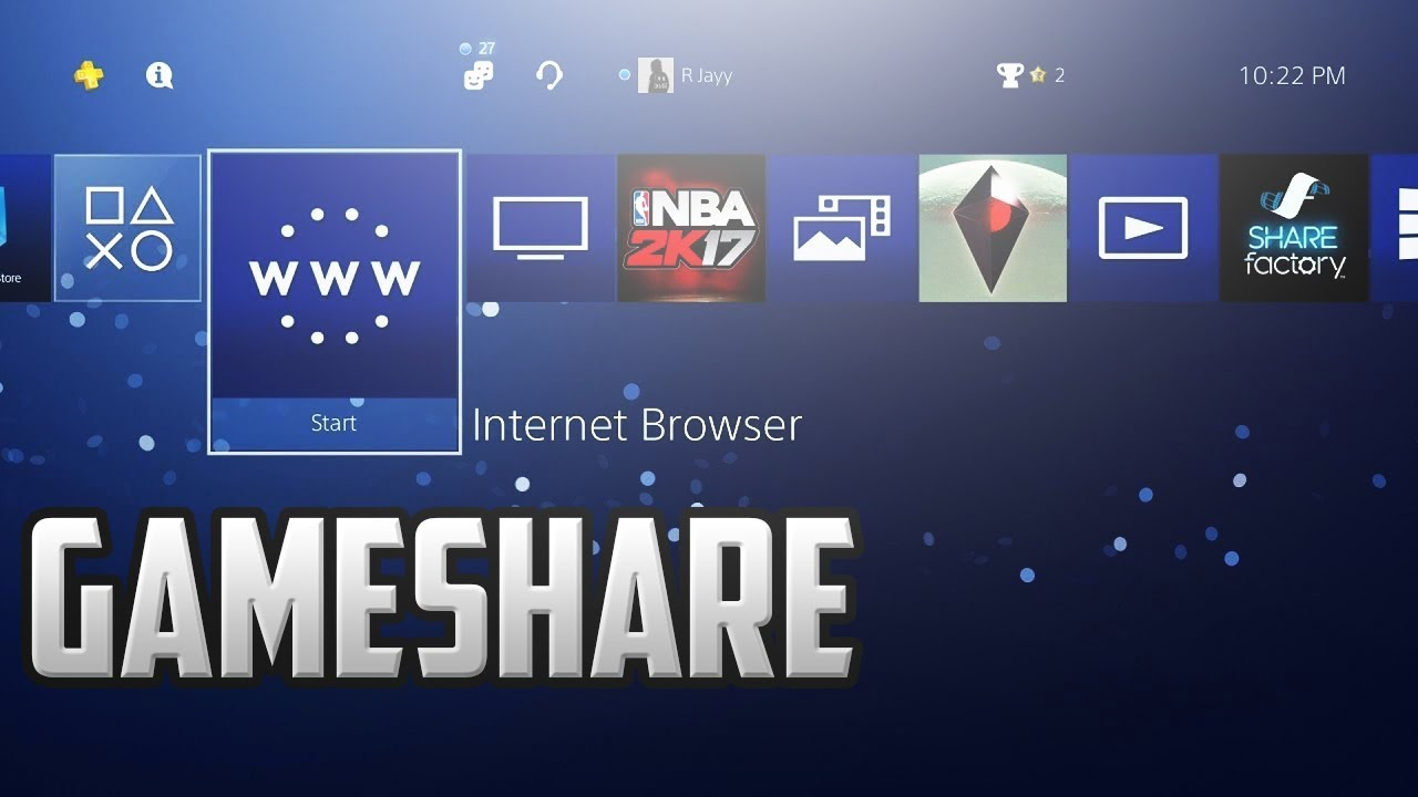 How To Gameshare With More Than 5 People On PS4 (TUTORIAL) 2019