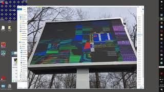 LED screen does not work. Светодиодный экран не работает. Устранение неисправностей.(, 2018-11-20T17:24:59.000Z)