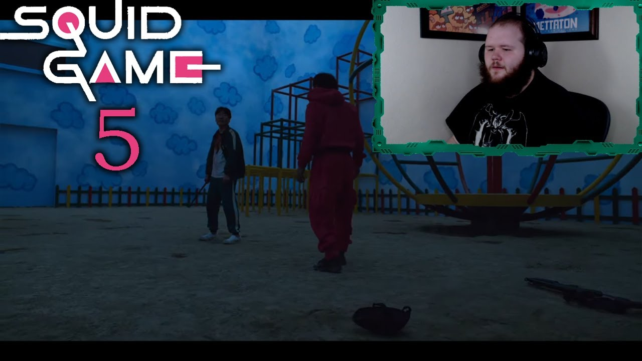 Download A Falling House of Cards. Squid Game Episode 5   REACTION