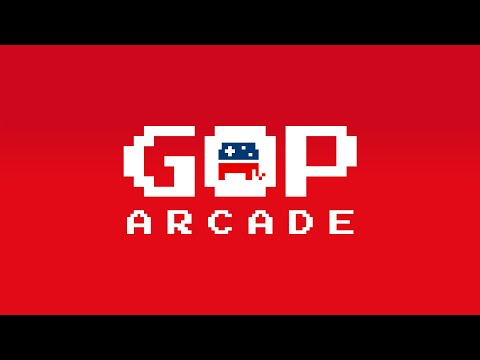 Welcome to the GOP Arcade