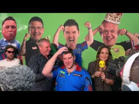 Daryl Gurney 'Off The Oche' – A week on the road with Superchin