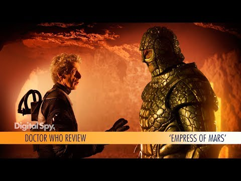 Doctor Who Episode 9 'Empress of Mars' Review