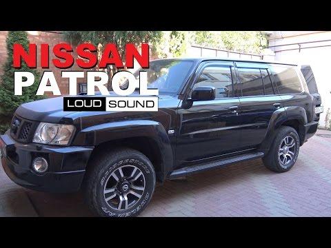 Nissan Patrol обзор аудиосистемы eng sub