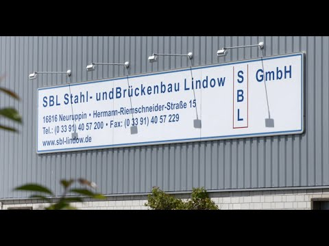 SBL Stahl- Und Brückenbau Lindow GmbH    Unternehmensfilm