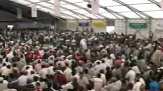 Jalsa UK 2009: Day 2 - Afternoon Session (Part 6)