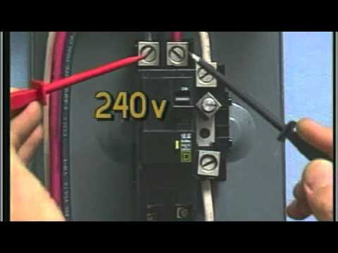 Balboa Legacy Systems Series  How to check wiring voltages for SPAs  GFCI hookups  YouTube