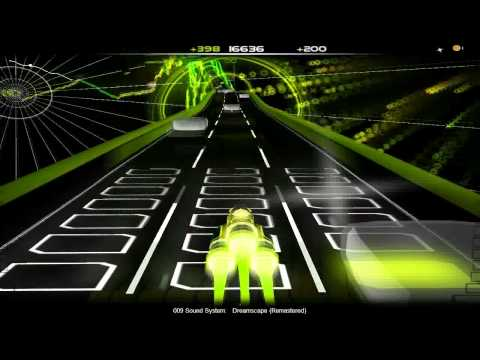 Audiosurf : Dreamscape (Remastered) by 009 Sound System
