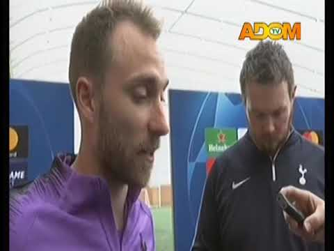 Champions league final - Agoro Ne Fom on Adom TV (1-6-19)