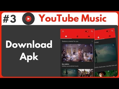 YouTube Music • Download Apk