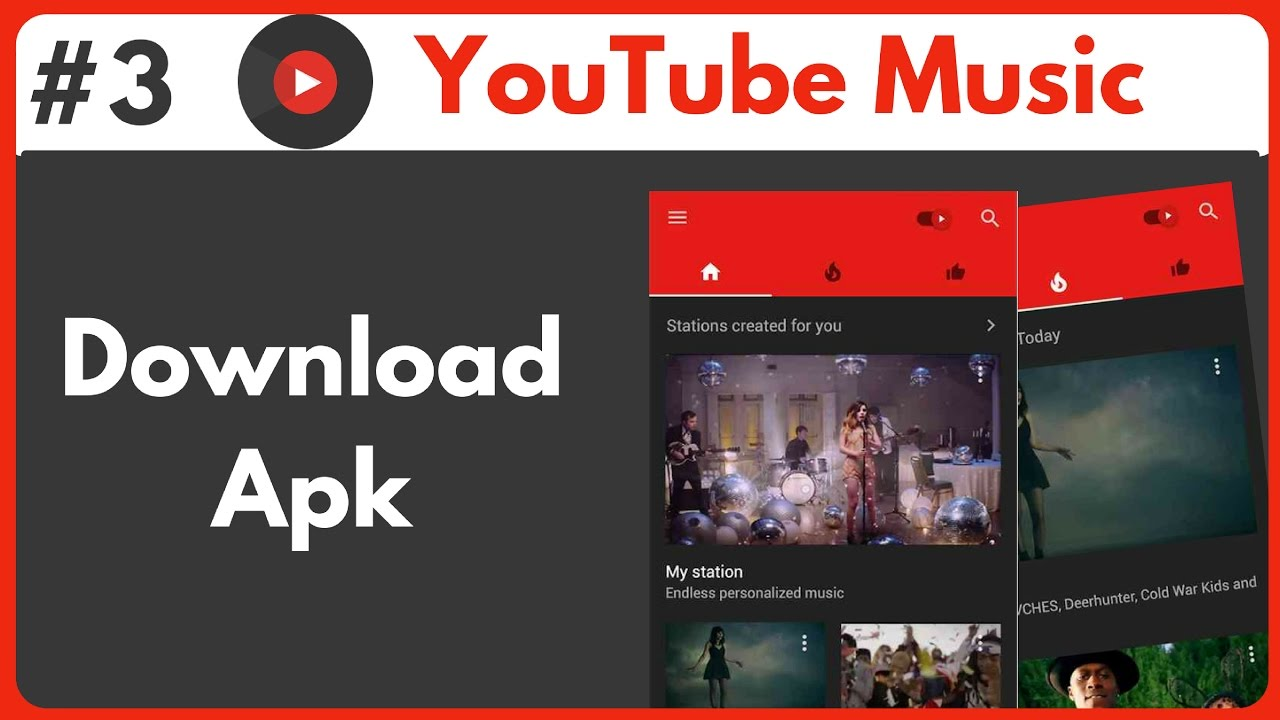 Youtube Music Download Apk Youtube