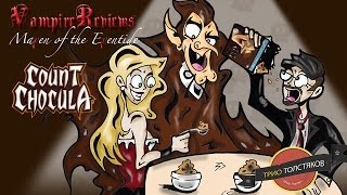Nostalgia Critic and Maven - Count Chocula (rus vo)