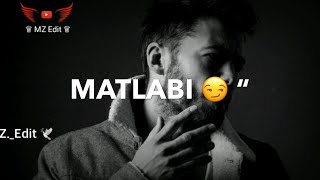 Matlabi Mohabbbat Whatsapp status | Fake People | Fake Love Status | Heart Broken | MZ Edit