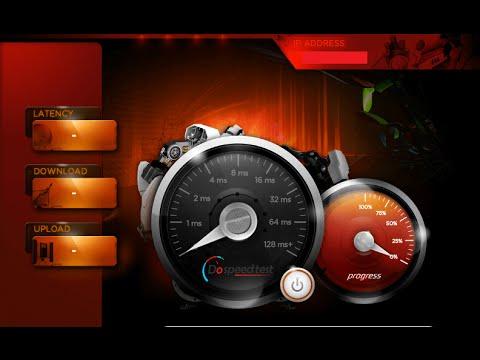 Internet Speed Test App: For Mac Menu Bar app: Get 99 8% Accuracy