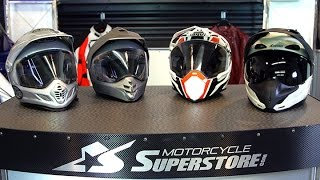 Adventure Touring Helmet Shootout | Motorcycle Superstore
