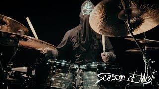 Gaerea - Offical drum play-through 'Null' 2020