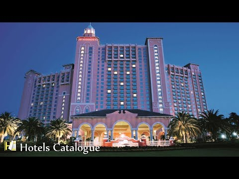 JW Marriott Orlando Grande Lakes® Hotel Tour - Luxury Hotel At Florida