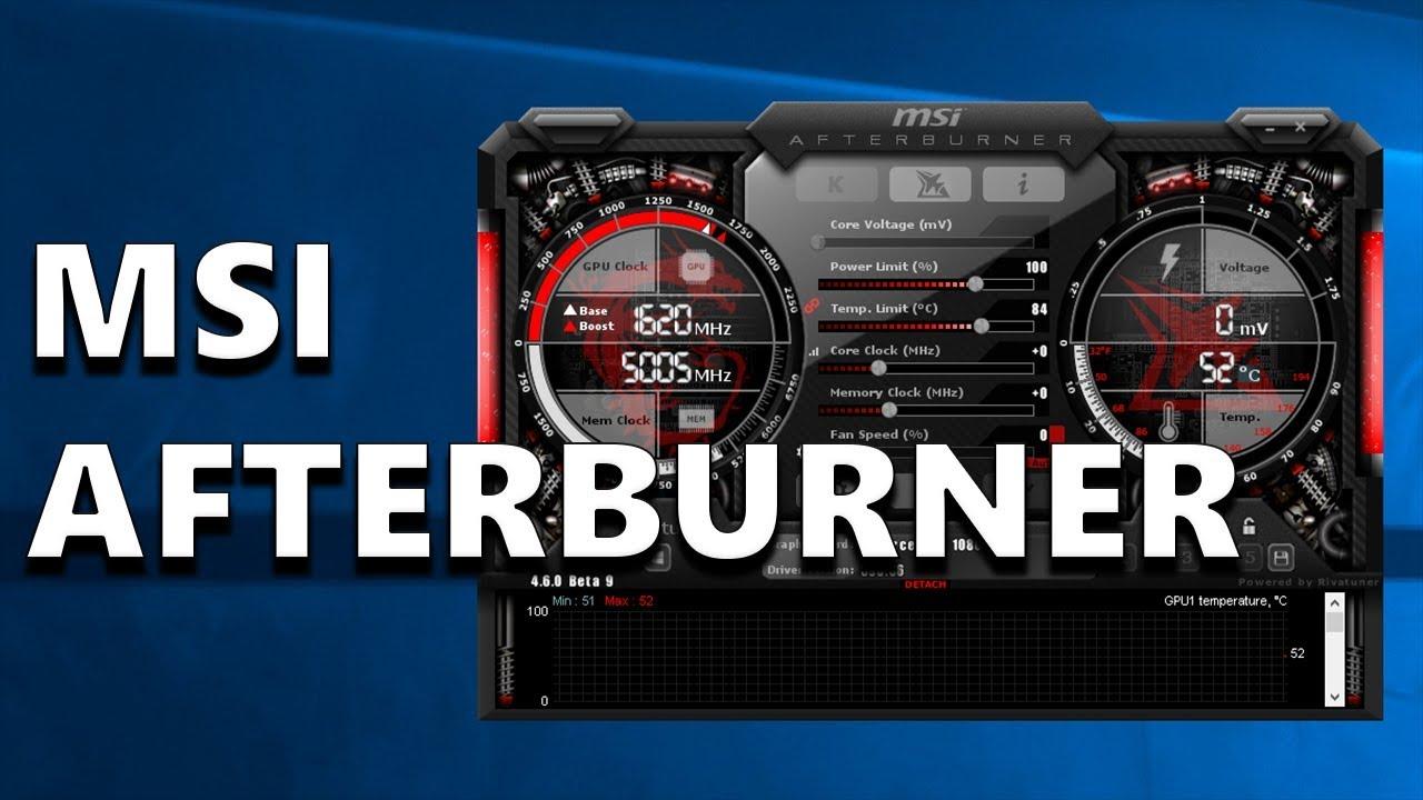 How to Reset MSI Afterburner Settings