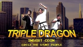 Triple Dragon - Real Life Double Dragon (Eric Jacobus)