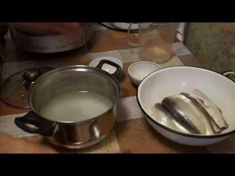 рецепт пелядь пряного посола