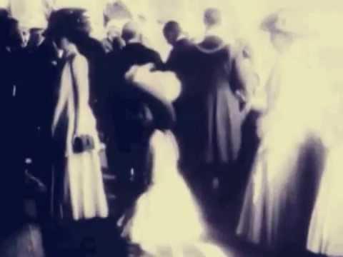 Grand Duchess Anastasia Romanov Looking Into The Camera & Giving Them Some Sass Footage