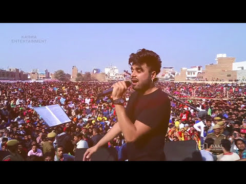 NINJA LIVE ||  || S.D. COLLEGE || SRI GANGANAGAR || KARMA ENTERTAINMENT