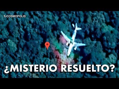 ¿UNO de los MAYORES MlSTERl0S por FIN RESUELTO? (GRACIAS A GOOGLE MAPS)