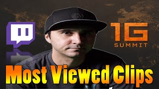 *NEW* Summit1g MOST VIEWED TWITCH CLIPS OF ALL TIME (2019)