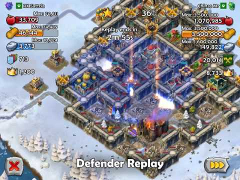Age Of Empires: Castle Siege Attack Strategy - 100%  Win Top Player (Richard + Herman)