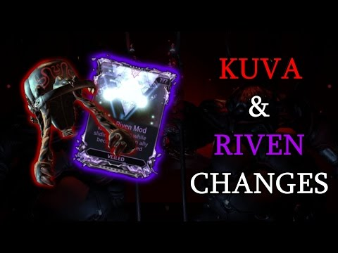 Warframe - Kuva Missions, Riven Disposition System & QoL Changes