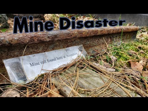 The Avondale Mine Site - Worst Disaster In Anthracite History