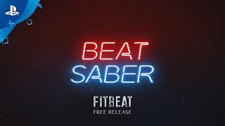 Beat Saber - FitBeat Release Trailer | PS VR